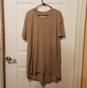 Lularoe XL brown and white Irma